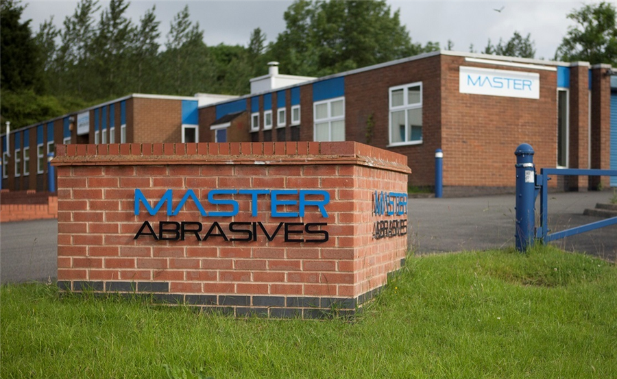 Master Abrasives site